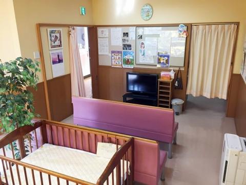 予防接種専用の待合室をご用意しております